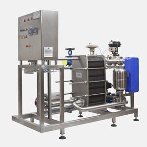 Dairy Preheating unit