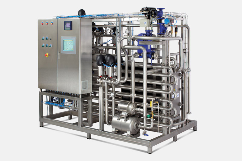 automated system for milk pasteurization Fischer pasteurizers can process milk for drinking benefits of fischer pasteurization equipment: manual controls or fully automated systems.