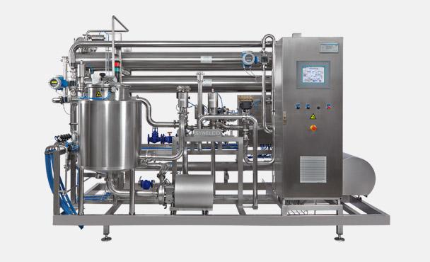 Σύστημα Φίλτρανσης με Μεμβράνες για εφαρμογές στη Γαλακτοβιομηχανία. Μονάδα Μικροδιήθησης. MEMBRAN-TECH (MF)